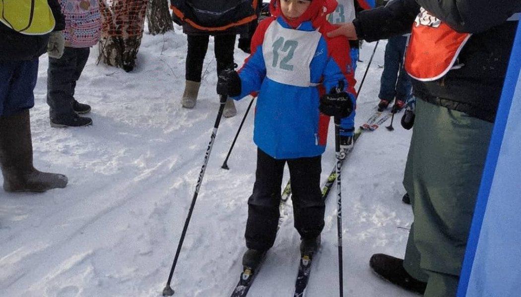 В В.Дуброво состоялась лыжная гонка юных спортсменов от 3,5 до 15 лет